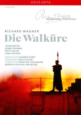 Die Walküre (Bayreuther Festspiele/Thielemann)