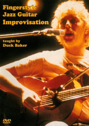 Fingerstyle Jazz Guitar: Improvisation