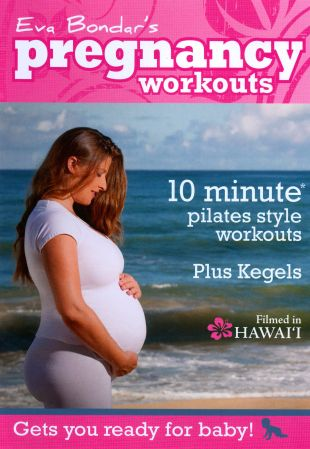 Eva Bondar's Pilates Pregnancy Workouts