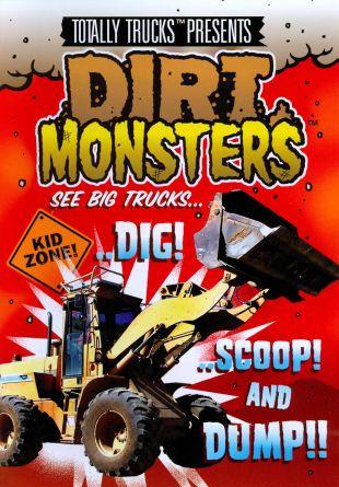 Totally Trucks: Dirt Monsters