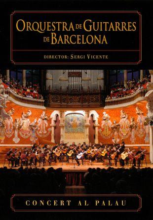 Orquesta de Guittarres de Barcelona: Concert al Palau