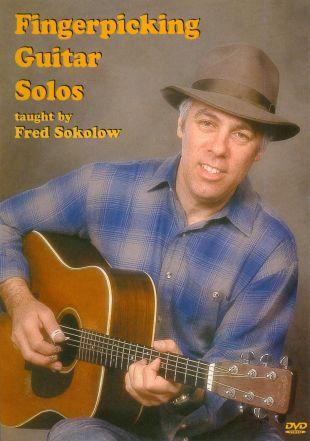 Fred Sokolow: Fingerpicking Guitar Solos