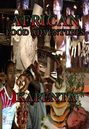 African Food Adventures: Kapenta