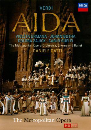 Great Performances at the Met : Aida