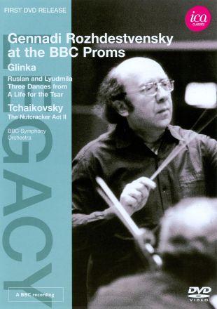 Gennadi Rozhdestvensky at the Proms: Glinka/Tchaikovsky