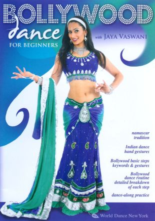 Jaya Vaswani: Bollywood Dance for Beginners