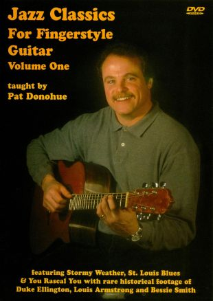 Jazz Classics for Fingerstyle Guitar, Vol. 1