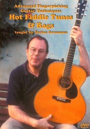 Advanced Fingerpicking Guitar Techniques: Hot Fiddle Tunes & Rags