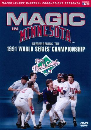 MLB: Magic in Minnesota: Remembering 1991 World Series Championship