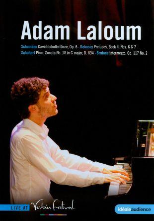 Adam Laloum: Schumann/Debussy/Schubert/Brahms: Live at Verbier Festival