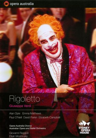 Opera Australia: Rigoletta