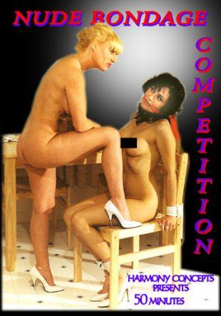 Nude Bondage Competition