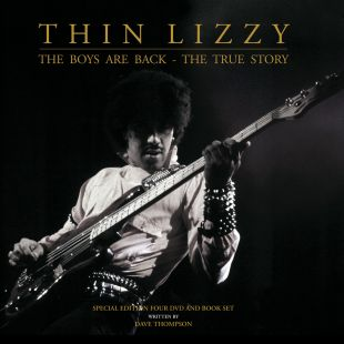 Thin Lizzy: The Boys Are Back