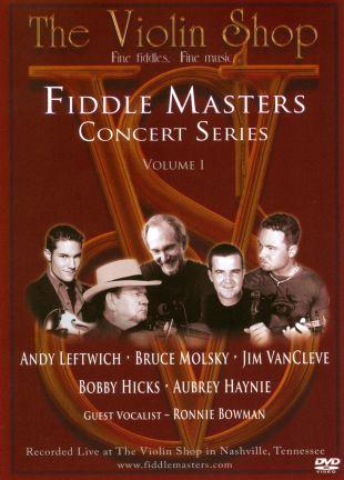 Fiddle Masters Concert Series, Vol. 1: The Violin Shop
