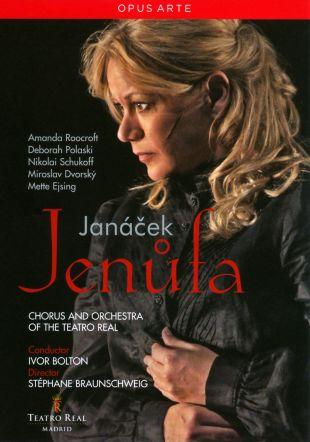 Jenufa (Teatro Real Madrid)