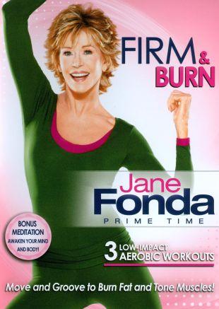 Jane Fonda: Prime Time - Firm & Burn