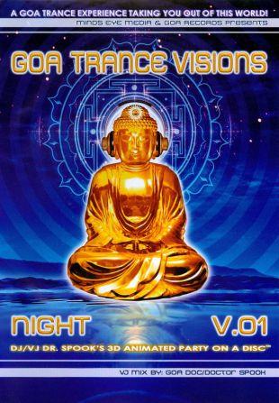 Goa Trance Visions, Vol. 1: Night