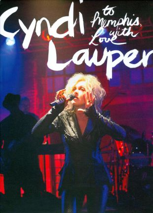 Cyndi Lauper: To Memphis with Love