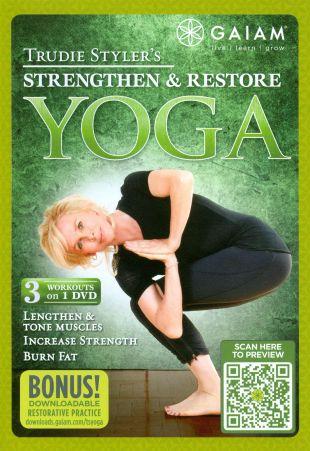 Trudie Styler's Strengthen & Restore Yoga