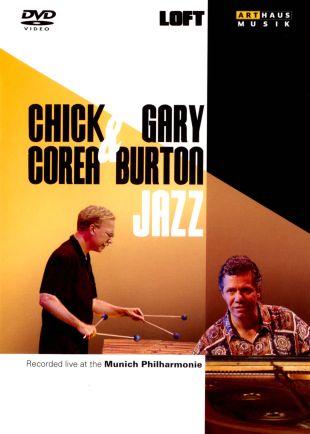 Chick Corea and Gary Burton