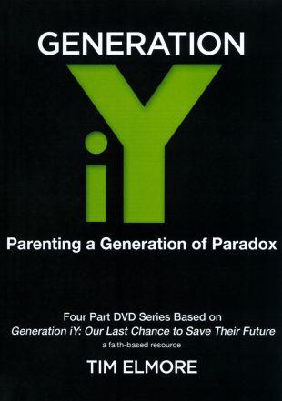 Generation iY: Parenting a Generation of Paradox