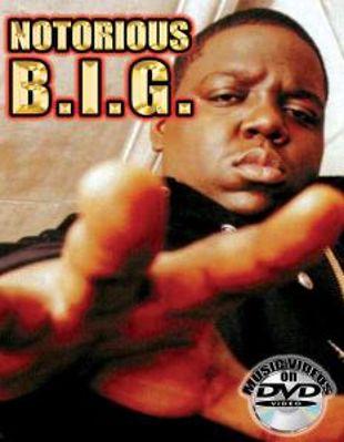 Music Videos on DVD: Notorious B.I.G.