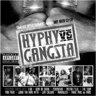Bay Area Co-Op: Hyphy vs. Gangsta