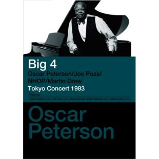 Oscar Peterson: Big 4 - Tokyo Concert 1983
