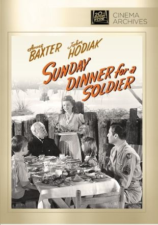 Sunday Dinner for a Soldier