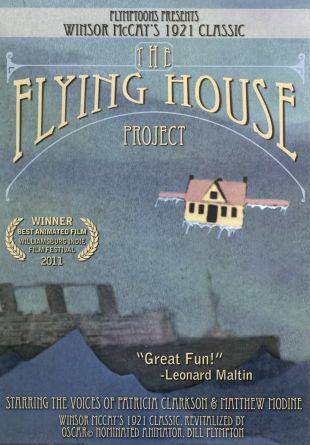 Plympton - The Flying House