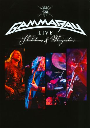 Gamma Ray: Live - Skeletons & Majesties