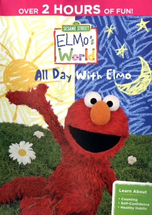 Sesame Street: Elmo's World: All Day With Elmo