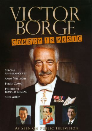 Victor Borge: Comedy in Music!
