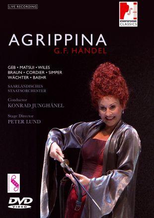 Agrippina (Saarländisches Staatsorchester)