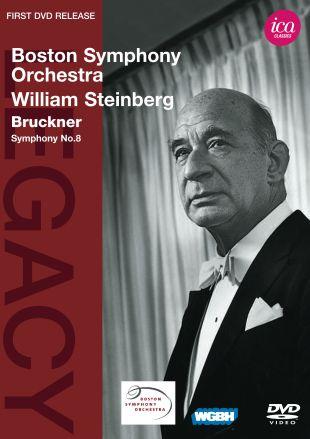 Boston Symphony Orchestra/William Steinberg: Bruckner - Symphony No. 8