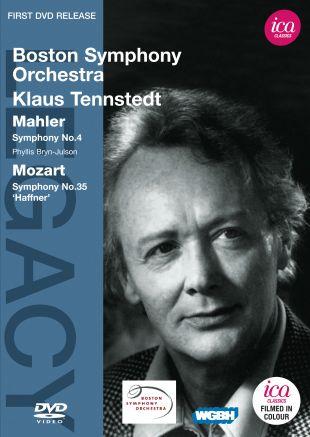 Boston Symphony Orchestra/Klaus Tennstedt: Mahler/Mozart