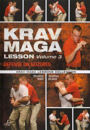 Krav Maga Lesson, Vol. 3: Defense on Seizures