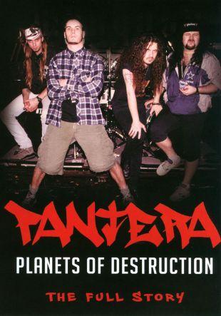 Pantera: Planets of Destruction