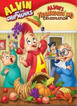 Alvin & the Chipmunks: Alvin's Thanksgiving Celebration