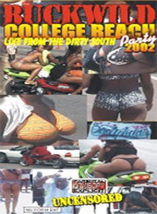 Buckwild College Beach Party