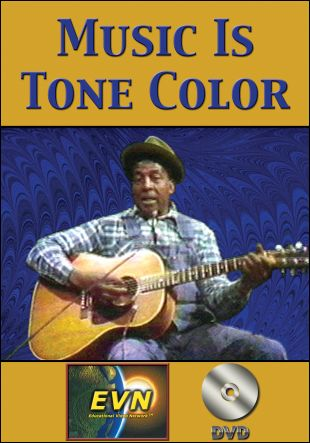 Music Is Tone Color