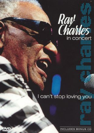 Ray Charles: I Can't Stop Loving You - Live