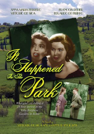 It Happened in the Park