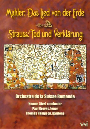Mahler: Das Lied von der Erde/Strauss: Tod und Verklärung