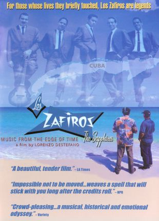 Los Zafiros---Music from the Edge of Time