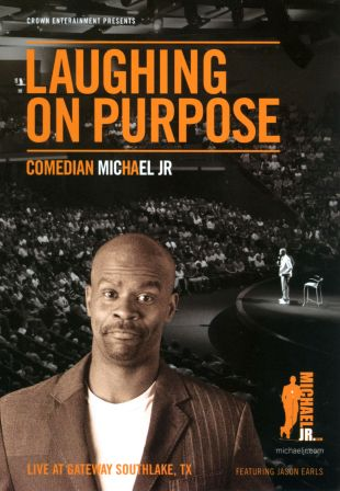 Michael Jr.: Laughing On Purpose