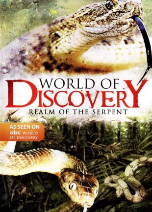 World of Discovery : Realm of the Serpent