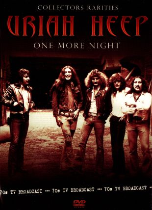 Uriah Heep: One More Night - Collectors Rarities