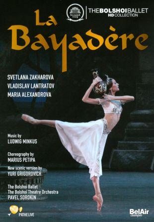 La Bayadère - Bolshoi Ballet