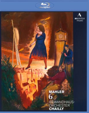 Gewandhausorchester/Chailly: Mahler 6